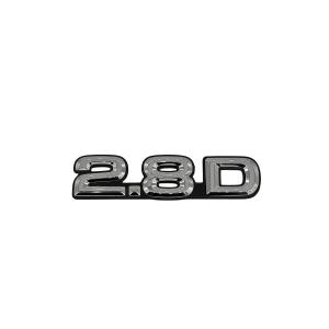 EMBLEMA «2.8 D» HILUX 1992-2001