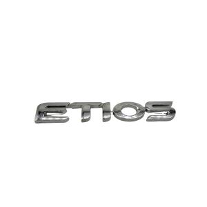 EMBLEMA DE BAUL LEYENDA «ETIOS» 2013-2020 Original S/caja